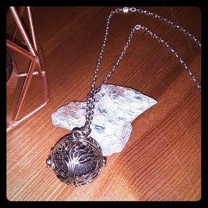 Jewelry - Tree of Life Aromatherapy Locket Necklace